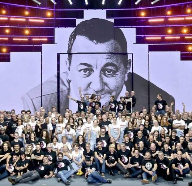 Les Enfoirés 2019 : artistes et bénévoles
