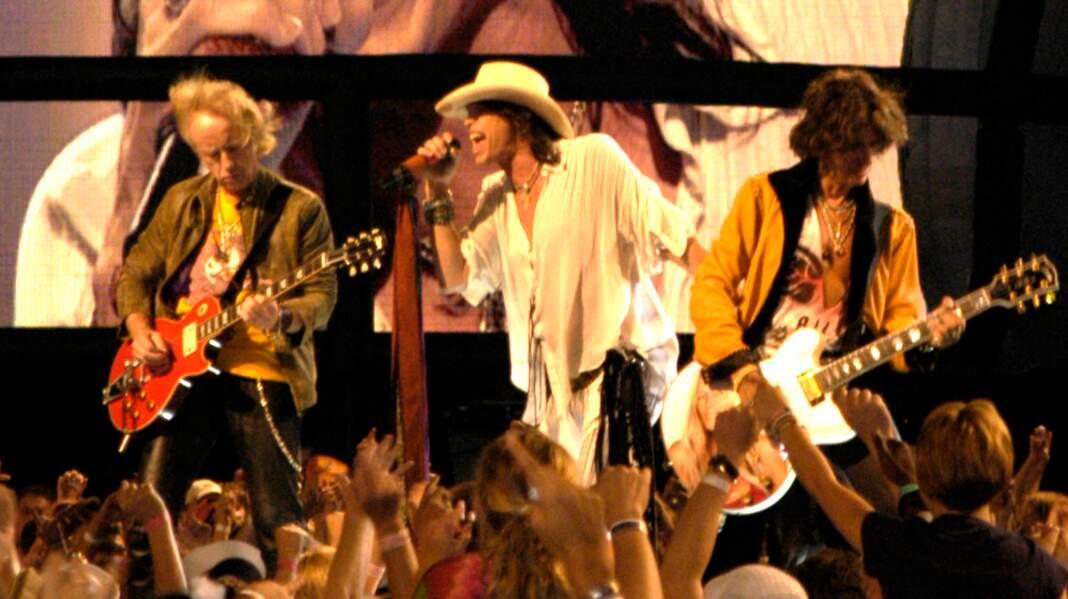 96. Aerosmith (chanteurs)