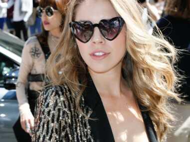 Défilé Gaultier : Iris Mittenaere très glamour et Cristina Cordula très en forme