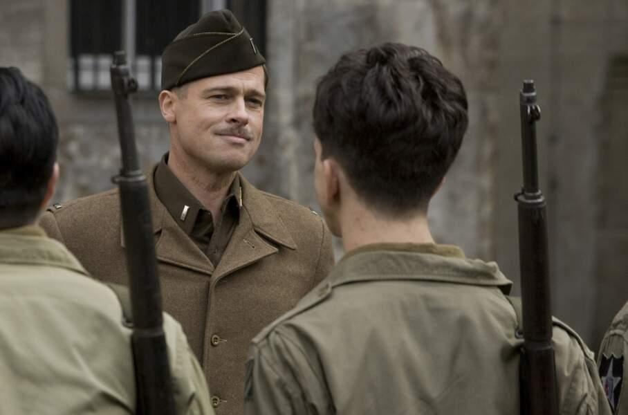 Le film a pour cadre la Seconde Guerre Mondiale. Au casting : Brad Pitt, Mélanie Laurent, Diane Kruger
