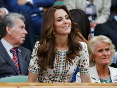 David Beckham en famille, Kate Middleton, Beyoncé... Les people étaient au rendez-vous à Wimbledon