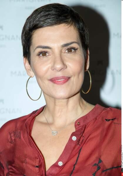 Cristina Cordula maquillée...