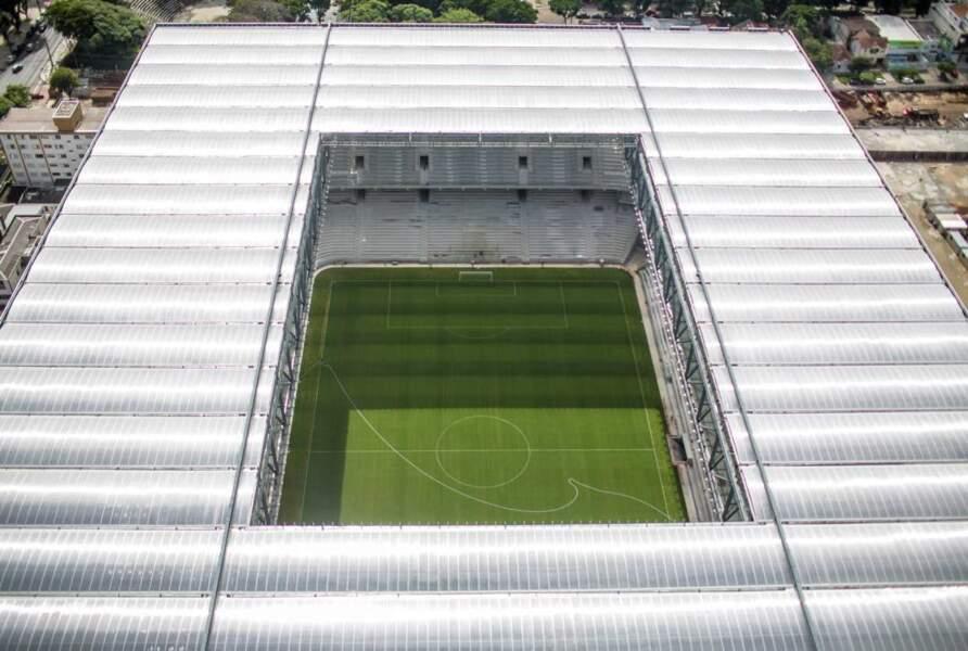 Arena da Baixada (Curitiba) 41 456 places