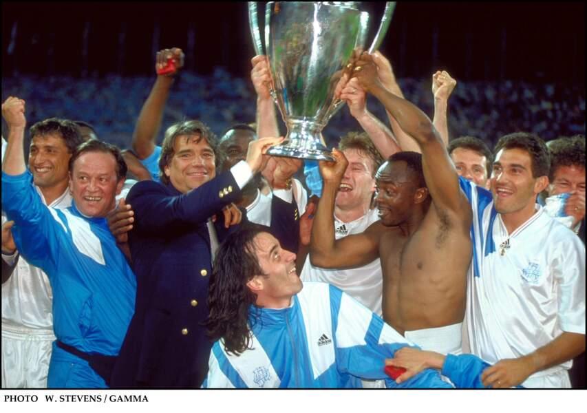 Président de l'OM de 1986 à 1994, le club remporte la Ligue des Champions en 1993 !