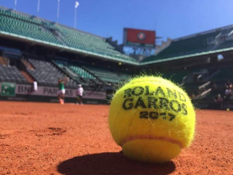 Avec tout ça, on a failli oublier que c'était Roland-Garros ! Heureusement, Rafael Nadal veille au grain