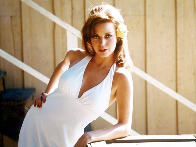 Brenda Dickson est la première à avoir joué Jill, de 1973 à 1980, puis de 1983 à 1987