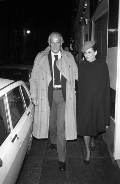 Mais les créateurs de mode aussi ont leurs muses : Audrey Hepburn pour Hubert de Givenchy, égérie de la griffe.