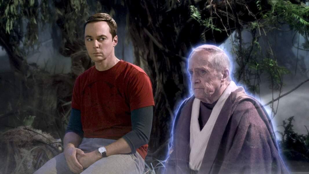 Bob Newhart incarne le Professeur Proton