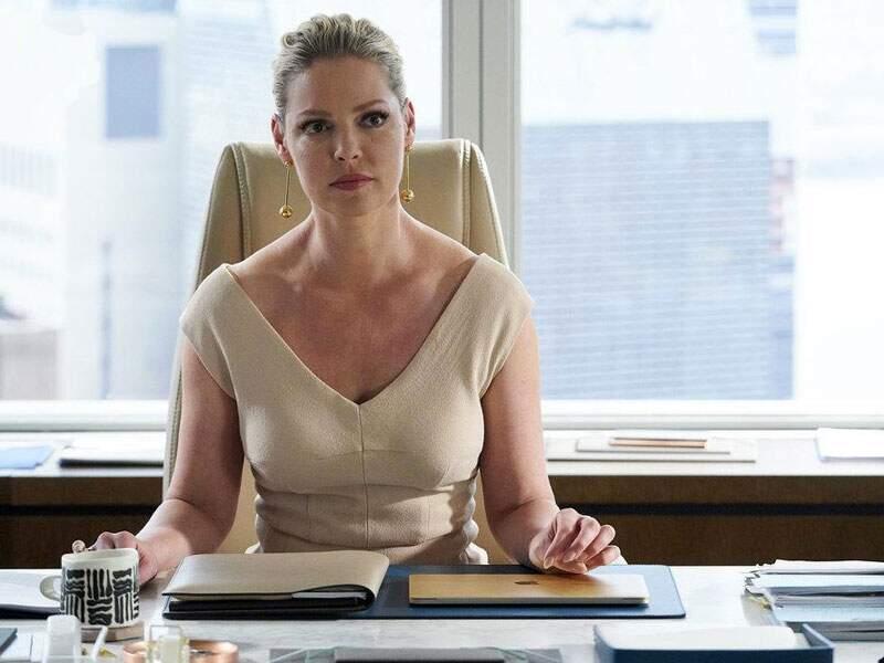 Elle joue désormais dans Suits, avocats sur mesure.
