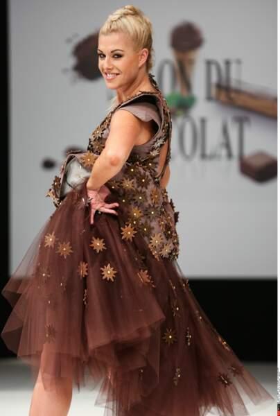 Katrina Patchett étoilée au Salon du Chocolat 2016