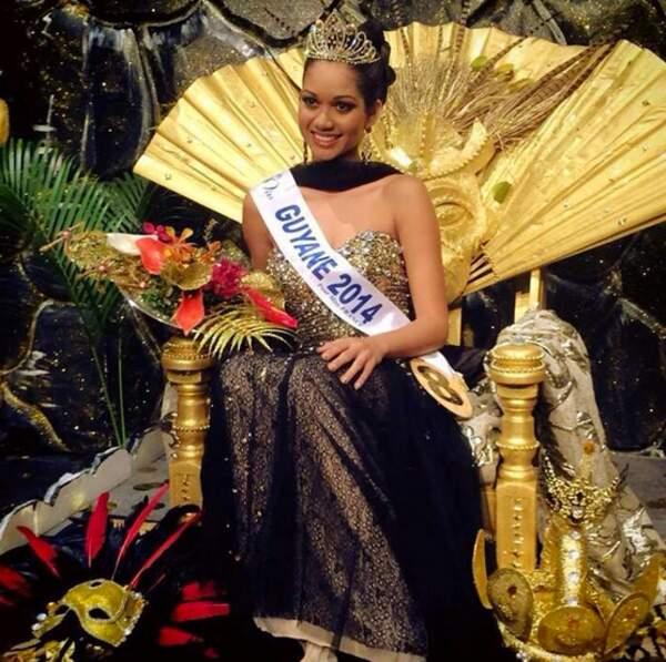 Miss Guyane 2014, Valéria Coelho Maciel