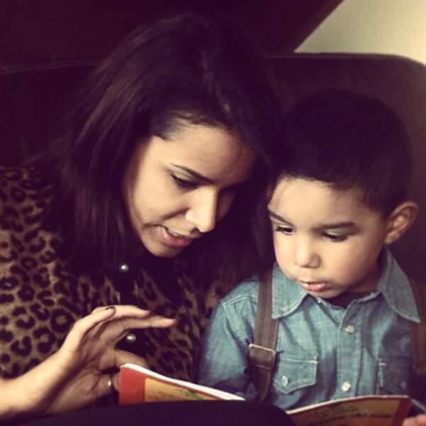 Shy'm apprend à lire, Et alors ?
