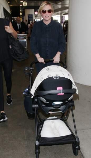 L'actrice de « Virgin Suicide » et son fiancé, Jesse Plemons, ont accueilli leur premier enfant le 3 mai....