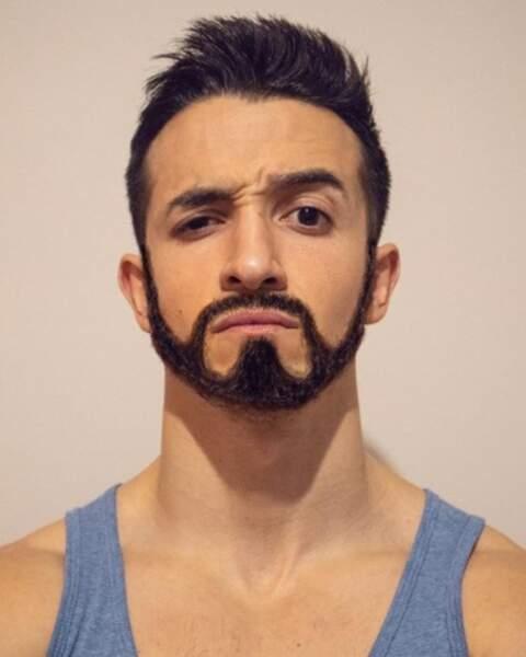 Et si Tibo InShape portait la barbe... Qu'en pensez-vous ?