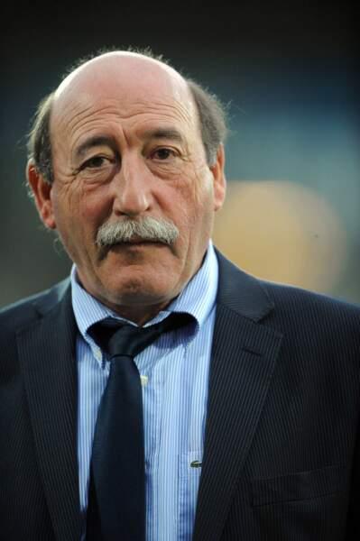 .... désormais retraité, il a conservé sa fameuse moustache