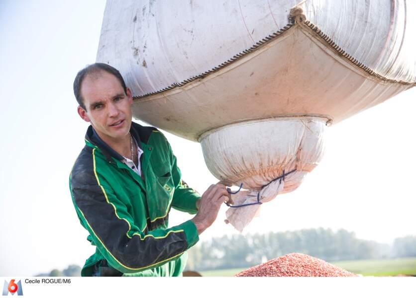 Charles-Henri, 36 ans, éleveur de vaches et céréalier