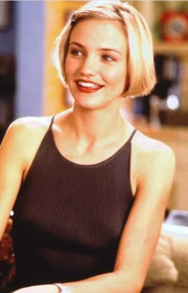 Elle devient une star mondiale en 1998 avec Mary à tout prix