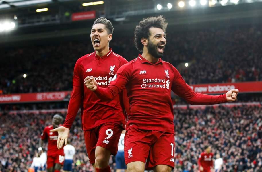 7 : Liverpool avec 513,7 millions d'euros