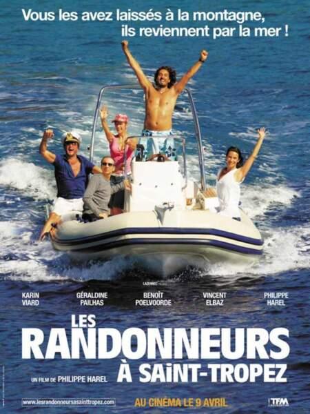 Les Randonneurs à St-Tropez