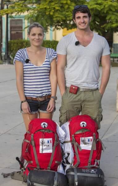 Julie et Denis, les amants corses