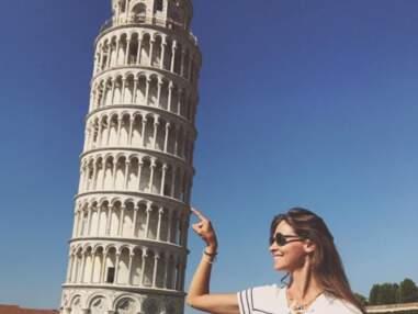 Soleil, glace et dolce vita : Ophélie Meunier profite de l'été en Italie !