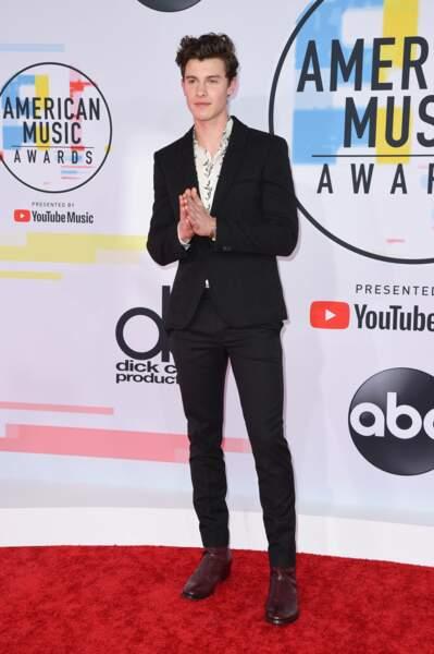 Shawn Mendes très classe