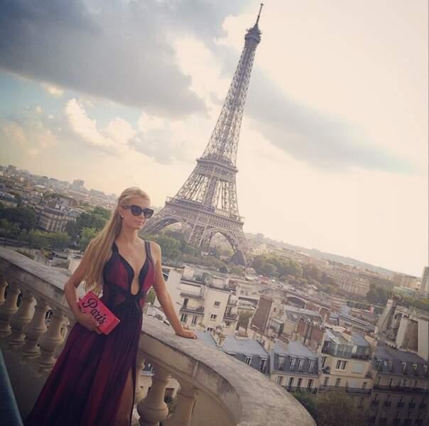 C'était Paris à Paris !