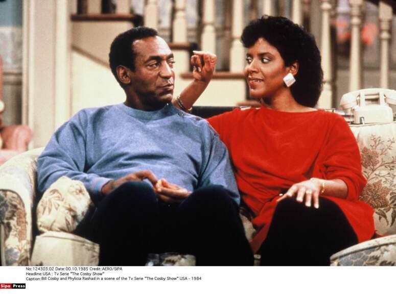 Le couple culte du Cosby Show