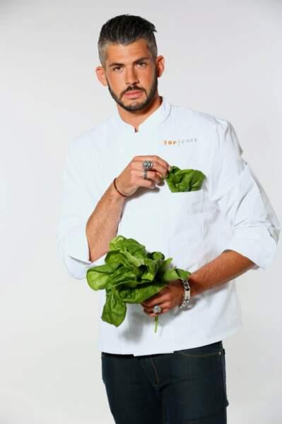 Jeremy BRUN, candidat de Top Chef 5