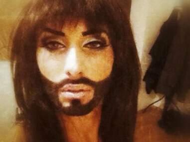 Conchita Wurst, gagnante de l'Eurovision 2014 : ses photos Twitter (21 PHOTOS)