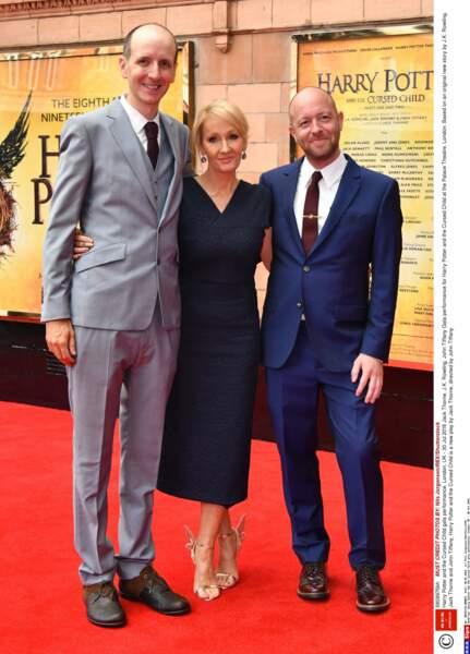 L'histoire de la pièce a été écrite par J.K. Rowling avec John Tiffany et Jack Thorne