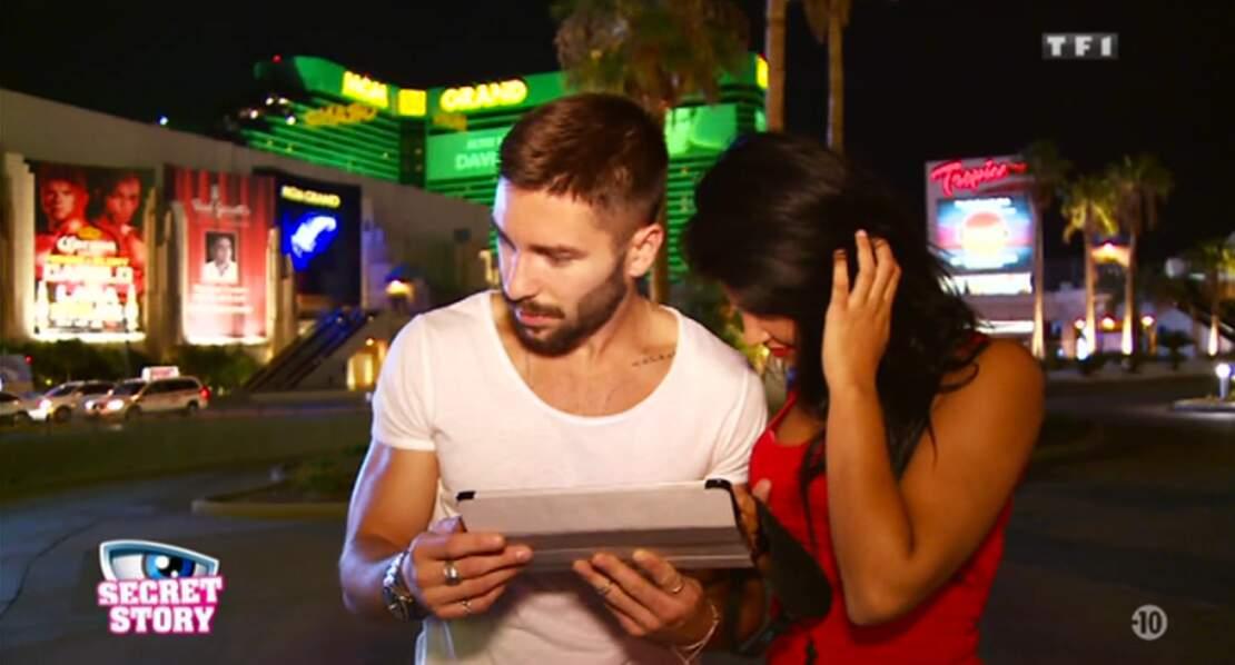 Des petits problèmes d'audition, Vanessa et Steph ?