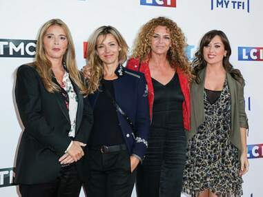 Tatiana Silva, Camille Combal, l'équipe de Quotidien... pluie de people à la conférence de rentrée du groupe TF1