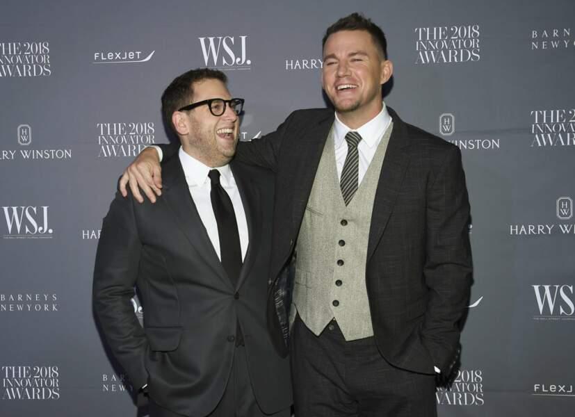 Sur les bons conseils de son ami Channing Tatum, Jonah Hill débute par la suite un régime