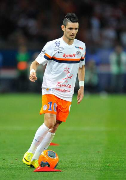 Remy Cabella (Montpellier - France)