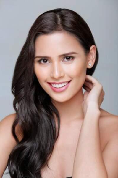 Voici Miss Philippines, Hillarie Parungao