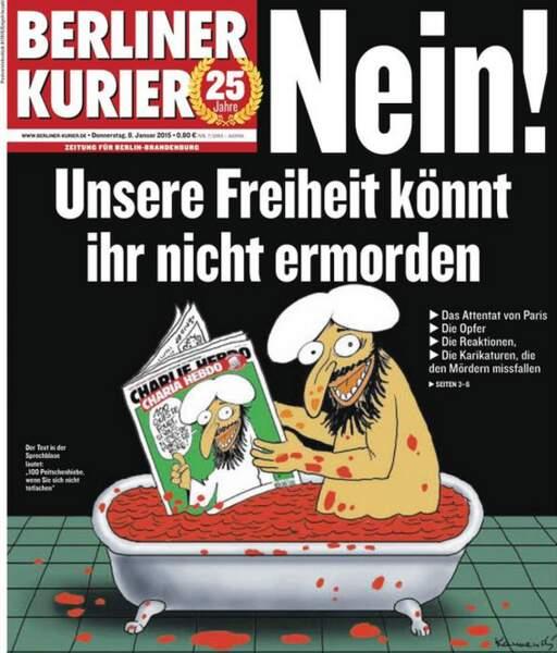 Berliner Kurier, Allemagne