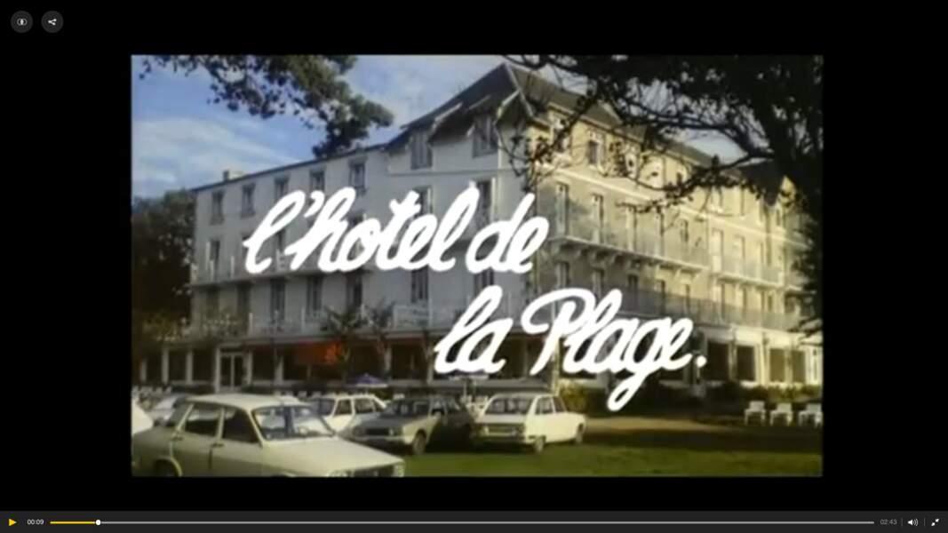 L'Hôtel de la plage (1978), ou les vacances en Bretagne selon Michel Lang
