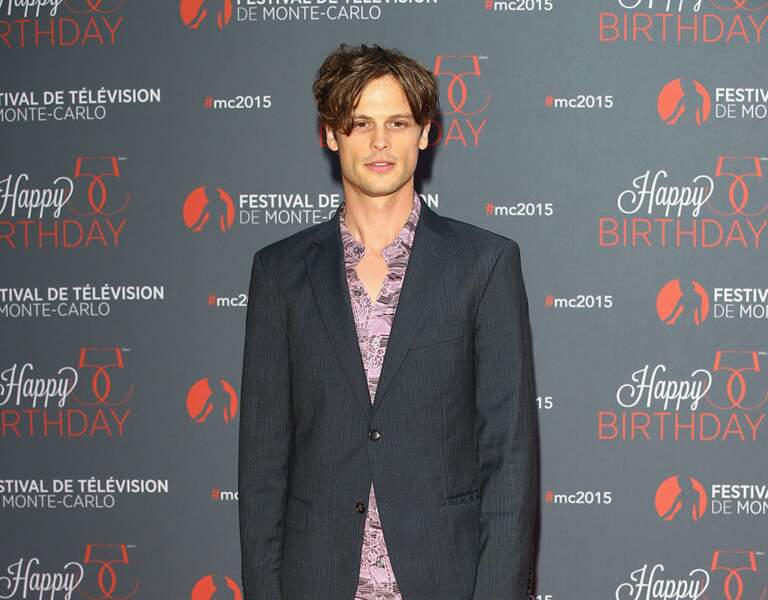Matthew Gray Gubler, d'Esprits criminels