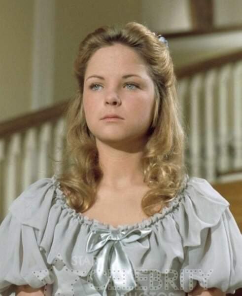 Mary Ingalls jouée par Melissa Sue Anderson.