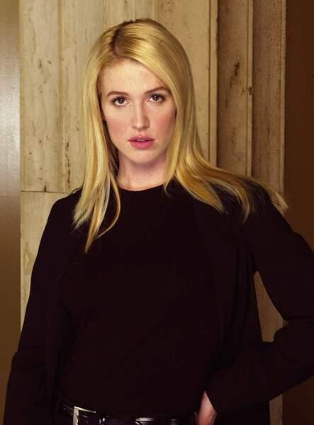 Poppy Montgomery alias Samantha Spade dans la saison 1 de FBI : Portés Disparus