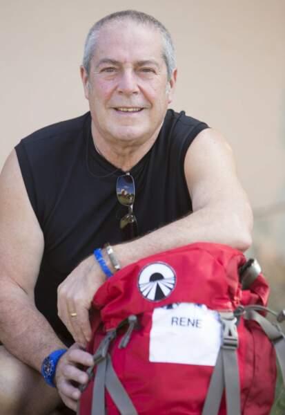 René : 64 ans, boucher-charcutier à la retraite