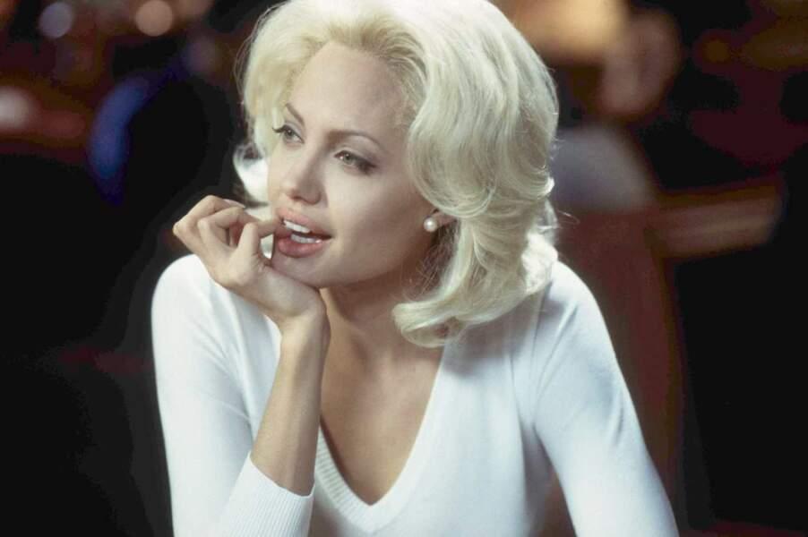 Version blonde platine