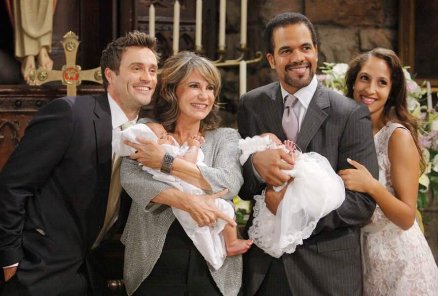 A l'âge adulte, Lily est d'ailleurs devenue mère à son tour, offrant à Neil des petits-enfants jumeaux