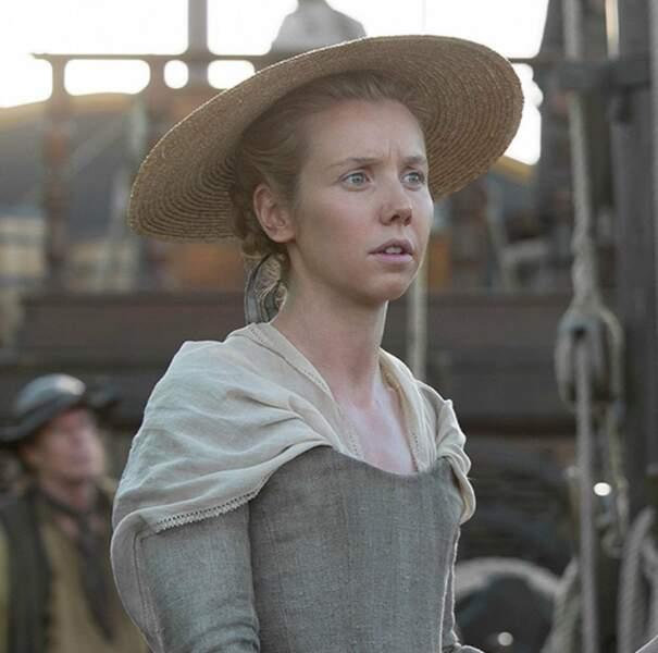 Fergus est amoureux de Marsali, la belle-fille de Jamie