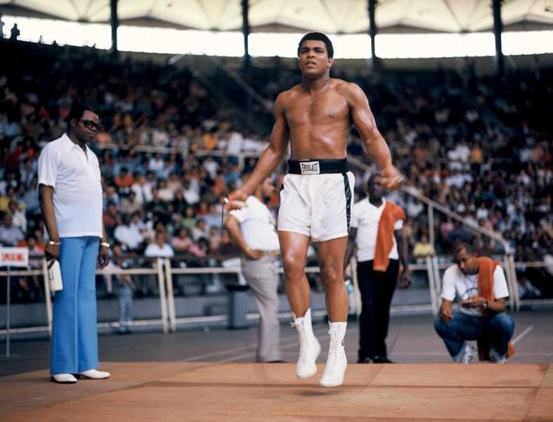 Mohamed Ali, la légende de la boxe, est mort le 3 juin 2016. Il avait 74 ans