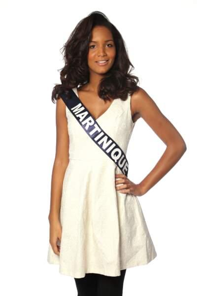 Nathalie Frédal, Miss Martinique 2013