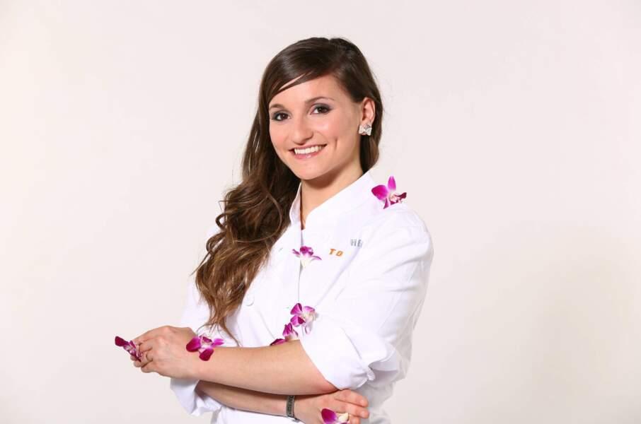 Noemie HONIAT, ancienne candidate de Top Chef, de retour dans Top Chef 5