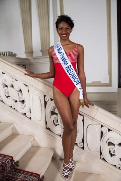 Miss Prestige Réunion, Prescilla Sandenon