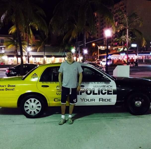 Jean-Marc Morandini est bien arrivé à Miami.